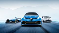 Renault Zoe E-Sport Concept: l'incrocio tra un'elettrica e una monoposto di Formula E