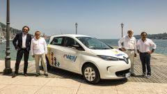 Renault Zoe ed eWay, sul Garda il car sharing è elettrico - Immagine: 3