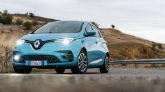 Renault Zoe, la prova su strada della BEV francese: autonomia, prezzo, come va