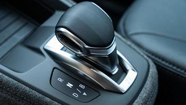 Renault Zoe, la prova su strada: la leva del cambio E-Shifter