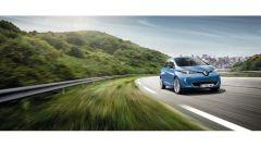 Renault Zoe, la Renault a guida autonoma