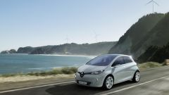 Renault ZOE Preview: 24 nuove immagini lifestyle in HD - Immagine: 25