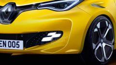 Renault ZOE RS rendering: dettaglio anteriore