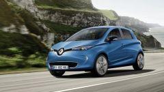 Renault Zoe, tra le pioniere dell'auto elettrica