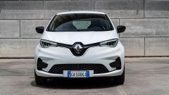 Renault Zoe Van: il frontale