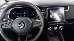 Renault Zoe Van: il posto di guida
