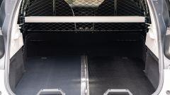 Renault Zoe Van: il vano di carico maggiorato