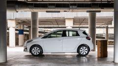 Renault Zoe Van: vista laterale
