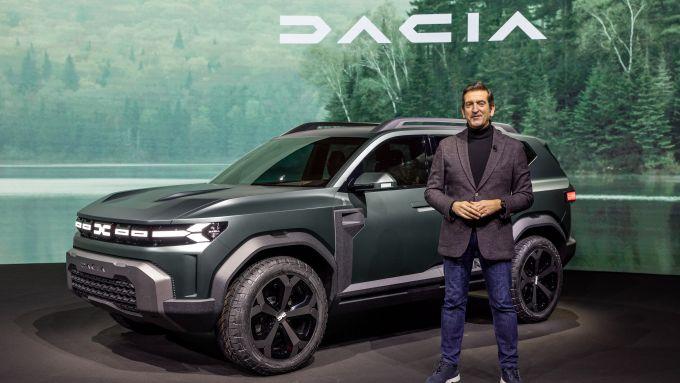 Renaulution, il nuovo SUV Dacia