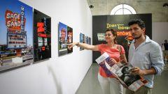 Rencontres: DS 23 e Nuova DS 5 ad Arles - Immagine: 99