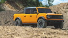 Ford Bronco pick-up: addio al rivale di Jeep Gladiator