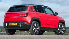 Render nuova Renault 4: frontale
