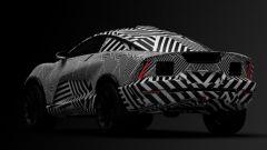 Render SUV Mclaren: il tetto dona un look da coupé