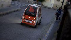 Rendering Renault EZ-POD: vista anteriore