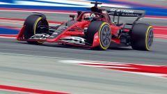 Rendering ufficiale monoposto F1 2022