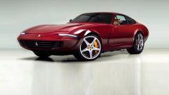 Rendering: una Ferrari Daytona per i tempi moderni
