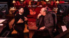 Renzo Vitale, Sound Designer BMW, con Hans Zimmer