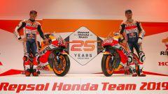 Repsol Honda Team - Marc Marquez e Jorge Lorenzo