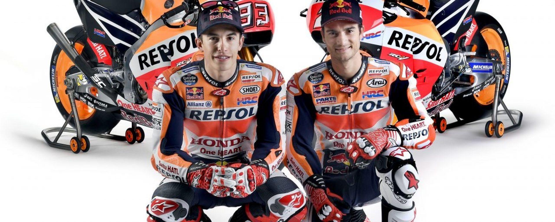 Team Repsol Honda 2017