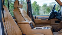 Restomod Range Rover elettrica by E.C.D. Automotive Design: gli interni