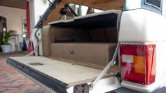 Restomod Range Rover elettrica by E.C.D. Automotive Design: la batteria nel bagagliaio