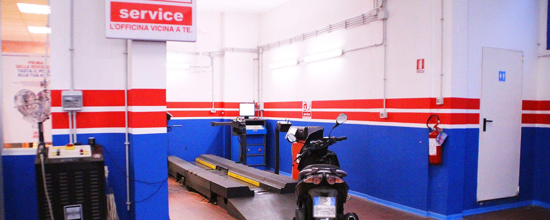 Revisione moto e scooter: dove farla e quanto costa