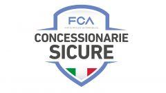 Riapertura concessionari auto, la campagna del Gruppo FCA