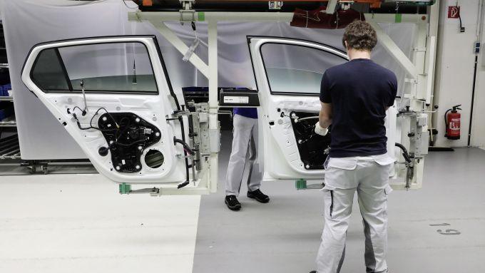Riapertura graduale degli impianti per il Gruppo Volkswagen