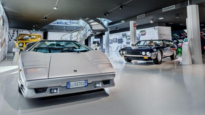 Riapre il Museo Lamborghini