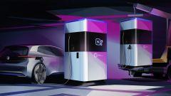Volkswagen: una power-bank per le auto elettriche - Immagine: 3