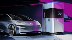 Volkswagen: una power-bank per le auto elettriche - Immagine: 1