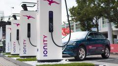 ACEA presenta le nuove etichette per la ricarica delle auto elettriche