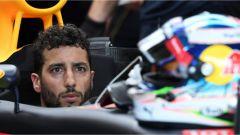 Ricciardo - Baku Circuit