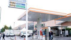 Ricerca prezzo medio benzina: un distributore italiano