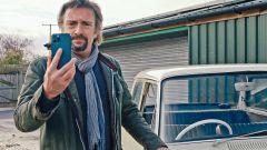 Richard Hammond e la Opel Kadett restaurata