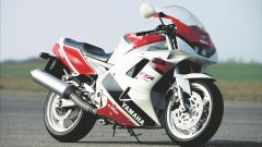 Ridden the most: Yamaha FZR 1000 EXUP (1992)