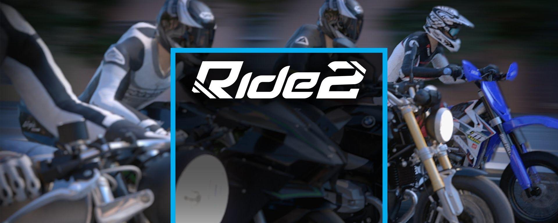 Ride 2 - 30 circuiti, 600 livree e 1200 componenti per il tuning della vostra moto