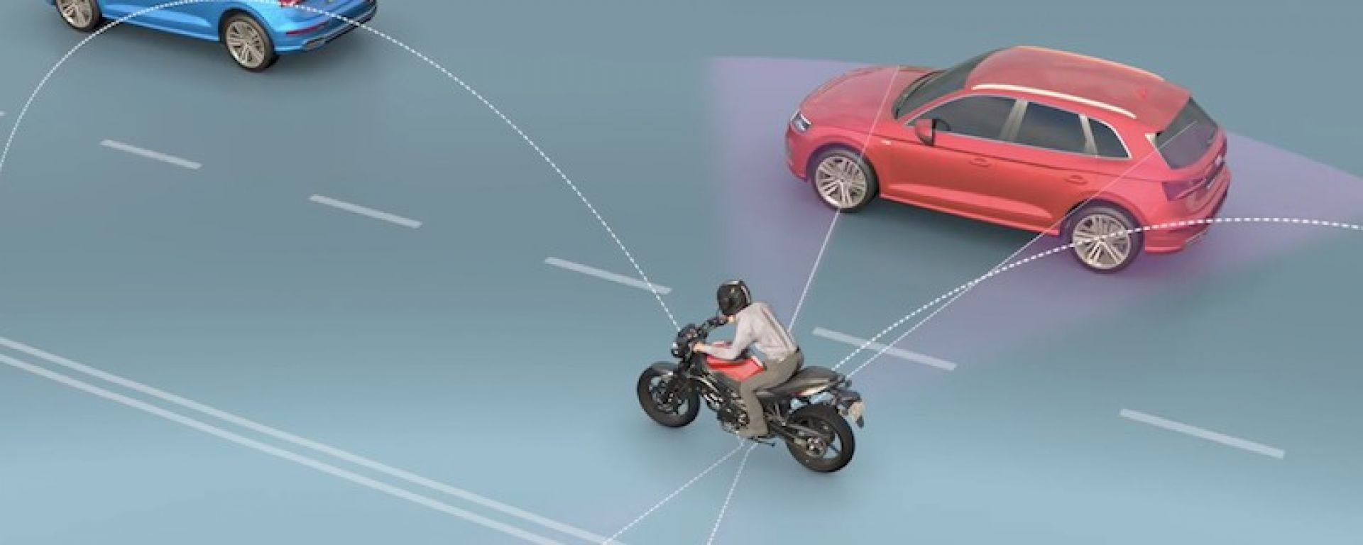 Ride Vision: camere a 360° per avvisarci dei pericoli
