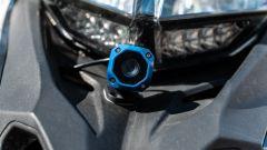 Ride Vision: la telecamera anteriore