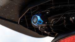 Ride Vision: la telecamera posteriore è utile per il Blind Spot Detection