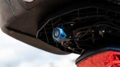 Ride Vision: la telecamera posteriore su Benelli TRK 502 X