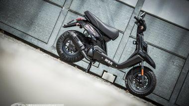 Ridenbox: first bike Booster MBK