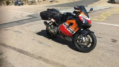 Ridenbox: riden the most Honda CBR 600 F