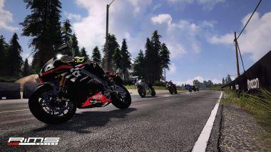 RiMS Racing: uno screenshot del gioco