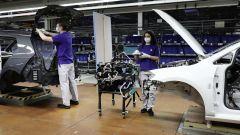 Riparte la produzione in alcuni stabilimenti Volkswagen