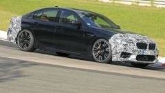 Nuova BMW M5 2021, foto spia e anticipazioni