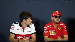 Riuscirà la Ferrari a gestire Vettel e Leclerc? Rosberg dice che...