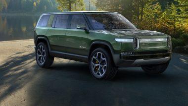 Rivian R1S: il SUV elettrico da 760 cv e 660 km di autonomia