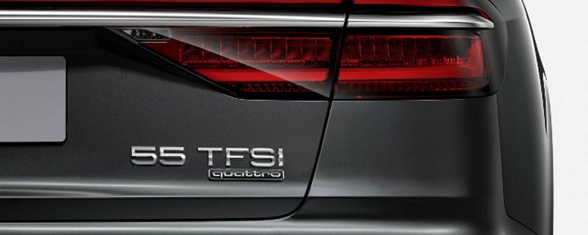 Rivoluzione Audi: addio alla cilindrata, ecco i numeri