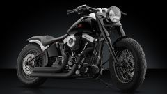 Rizoma: una linea di accessori per l'Harley-Davidson Softail Slim - Immagine: 1